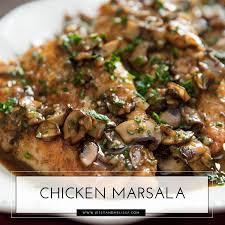 cuisine weight watchers chicken marsala weight watchers jessy