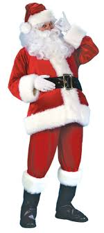 santa suit men s plus size santa suit costumes