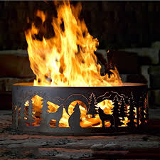 Fire Pit Price - best 25 metal fire pit ring ideas on pinterest