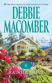 books by debbie macomber rainier drive cedar cove book 6 by