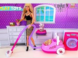 Barbie Doll Play