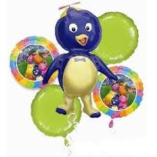 amazon backyardigans balloon party birthday bouquet mylar