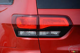 2016 jeep cherokee tail lights 2016 jeep grand cherokee srt pictures on auto123 tv