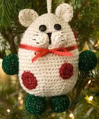102 best free crochet knit ornament patterns