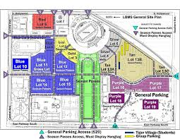 Maps Tennessee by Liberty Bowl Parking Map Liberty Bowl Stadium Parking Map