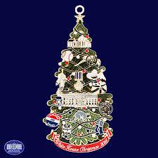 2015 white house ornament
