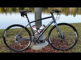 Fuji Comfort Bicycles 2014 Fuji Absolute 1 3 Disc Gravel Grinder Youtube