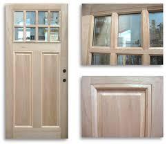 Slab Exterior Door Slab Door Exterior And Slab Doors At Menards What To Consider