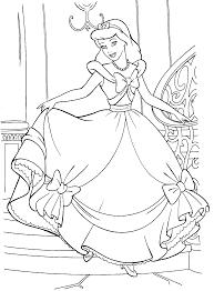 download coloring pages cinderella coloring pages cinderella