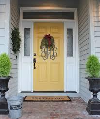 the 25 best yellow front doors ideas on pinterest front door