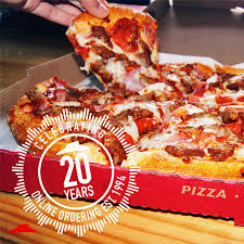 pizza hut celebrates 20th anniversary of world s