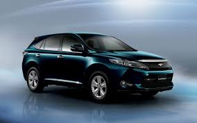 comparison suzuki grand vitara 5dr 2016 vs toyota harrier