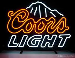 coors light bar sign 2018 17x14 coors light beer bar neon light sign pub club shop home
