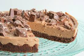 picnic toblerone cheesecake