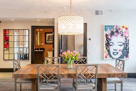 Dining Room Tables Nyc 7 Stunning Nyc Dining Rooms To Inspire You This Holiday Season