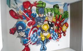 deco chambre garcon heros deco chambre petit garcon 6 popekgraffiti artisted233coration