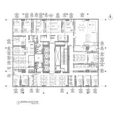 Cubicle Floor Plan by Projects Office Connaught Road West Fdb Holdings Ltd