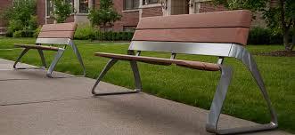 metro40 rest bench