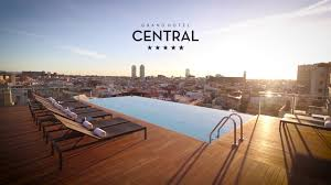 grand hotel central in barcelona small luxury hotels of the