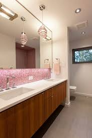 pink mosaic bathroom tiles ideas and pictures