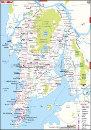 Bhopal India Map by Mumbai Map City Map Of Mumbai Maharashtra India
