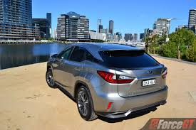 lexus 2017 2017 lexus rx 450h review