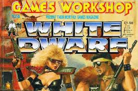white dwarf     cover horz