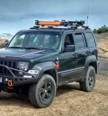 jeep liberty front bumper liberty at the helm fabrication