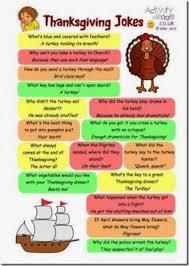 free printable thanksgiving jokes for thanksgiving
