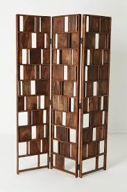 Wood Partition Delphi Screen Brabbu Is A Geometric 3 Panel Folding Screen