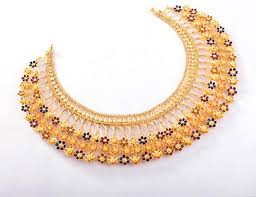 new necklace collection images Going for gold senco 39 s bridal jewelry collection couture rani jpg