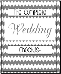 downloadable wedding planner ultimate wedding planner black and white 55