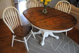 Refinish Dining Chairs Shabby Chic Re Finished Dining Set Diy Projects To Try