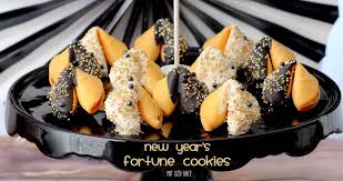 new year s fortune cookies new years no bake treats pint sized baker