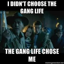 Doctor Who Meme Generator - i didn t choose the gang life doctor who know your meme