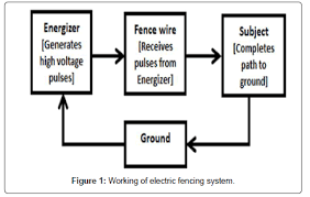 an electric fence energizer based on marx generator omics