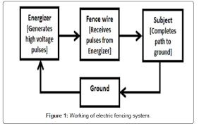 an electric fence energizer based on marx generator