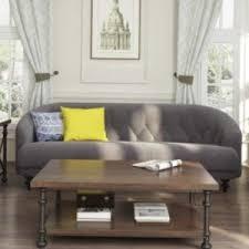 134 tufted memory foam sofa multiple colors dealmoon
