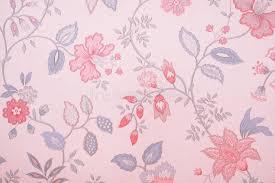 vintage floral wallpaper stock photo image of pattern 13823990