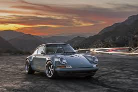porsche singer latest 911 restorations by singer presented at amelia island the