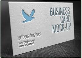 42 affordable letterpress business card free premium templates