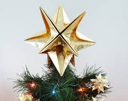 Pre Decorated Christmas Tree Nz by Tree Topper Etsy