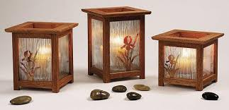 Small Wood Projects For Gifts by Arts U0026 Crafts Candle Lanterns Woodworking Plan From Wood Magazine