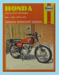 man188 haynes workshop manual for honda cb sl cb100 cl cl100 sl100