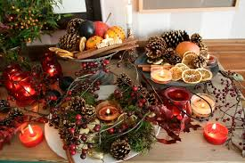 christmas centerpieces diy christmas candle centerpieces 40 ideas for your table