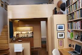 Kitchen Stairs Design Bedroom Awesome Brown Wood Modern Rustic Design Small Apartment