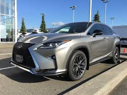 lexus rx 350 for sale in bc new 2017 lexus rx 350 for sale north vancouver bc