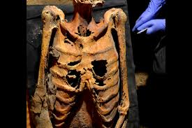 the history blog blog archive new kingdom mummy found with