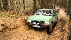 nissan pickup 1996 nissan pickup off road youtube