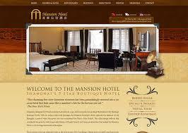 website to design a room boutiquerez com custom website design hotels motels and the lodging